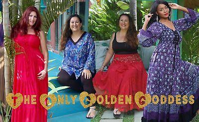 only_golden_goddess