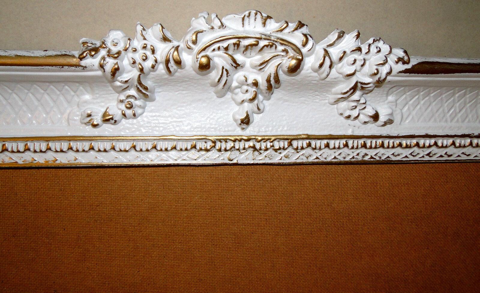 bilderrahmen barock wei gold fotorahmen rokoko 96x57. Black Bedroom Furniture Sets. Home Design Ideas