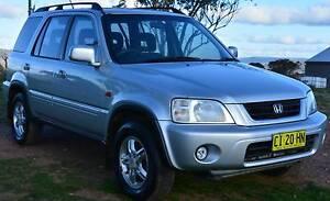 2000 Honda CR-V Wagon Bathurst Bathurst City Preview