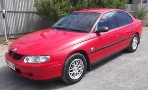 2002 Holden Commodore Sedan Ingle Farm Salisbury Area Preview