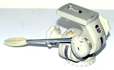 Linhof 3-Way Heavy Duty Pan/Tilt Head in VERY NICE Vintage Condition - SCARCE !!