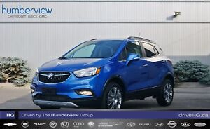2017 Buick Encore Sport Touring NAVI|AWD|REAR CAM|REMOTE START|
