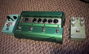 Pedals (Keeley, Line 6, Seymour Duncan)