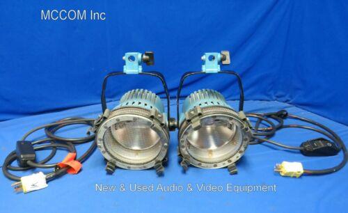 Arri Arrilite 1000 Light Qty 2 w/ Edison Plugs, NO Barndoors