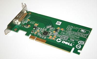 Dell FH868 PCI-E DVI Low Profile Grafikkarte mit DVI Ausgang Dell Optiplex GX280 - Dell Optiplex Grafikkarte