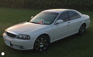 REDUCED PRICE    2005 Lincoln LS V8  3.9 Litre