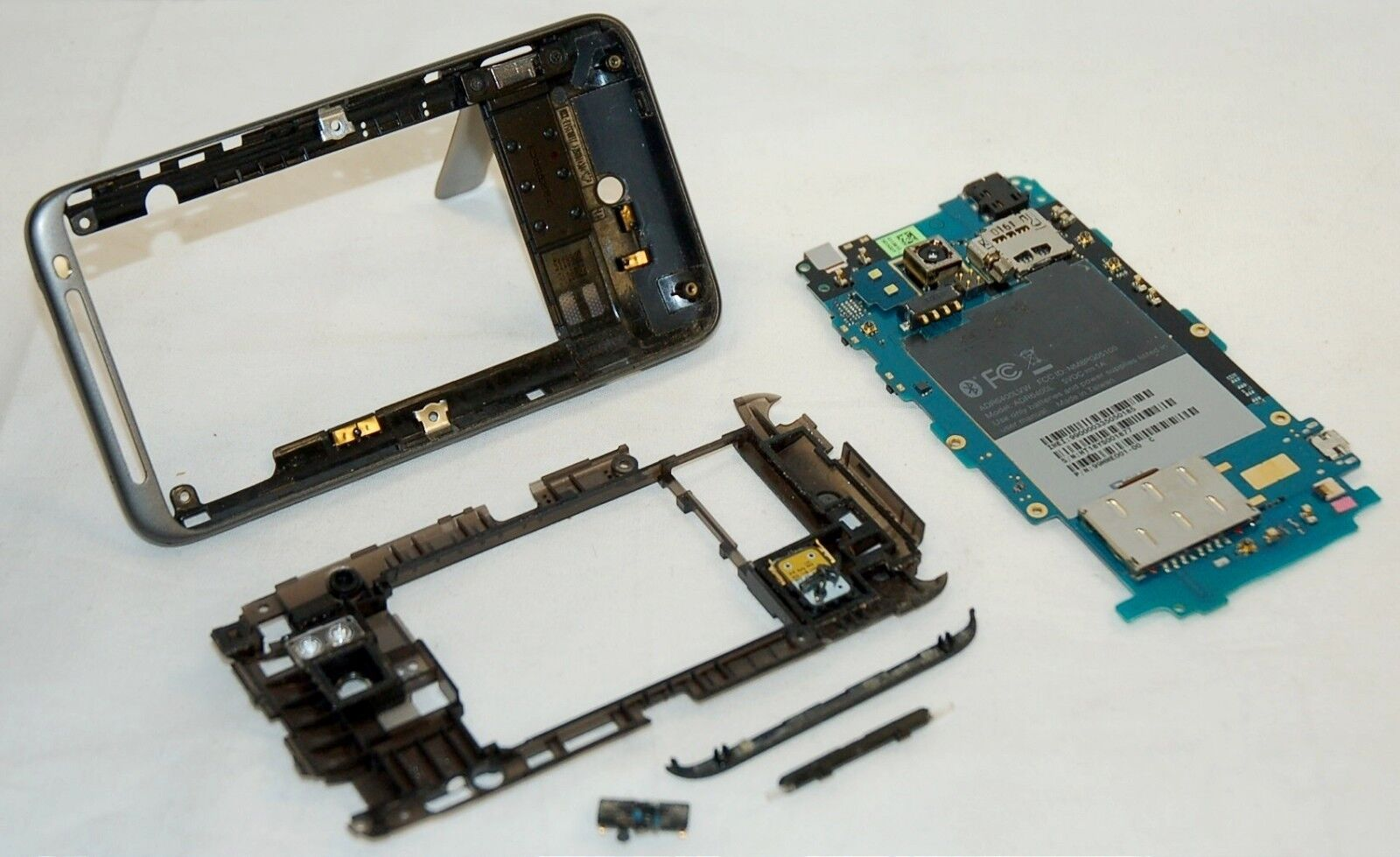 GOOD HTC Thunderbolt ADR6400 Cell Phone Motherboard ONLY main board ...