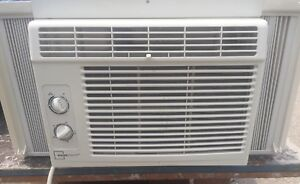 new Danby Mainstays 5000btu window air conditioner