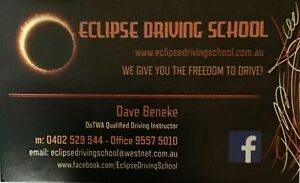 Eclipse Driving School Bull Creek Melville Area Preview