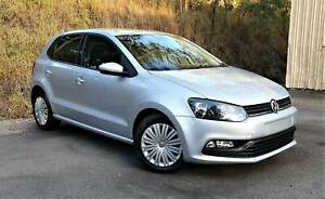2016 Volkswagen Polo, Manual, Tidy, Books! Everton Hills Brisbane North West Preview