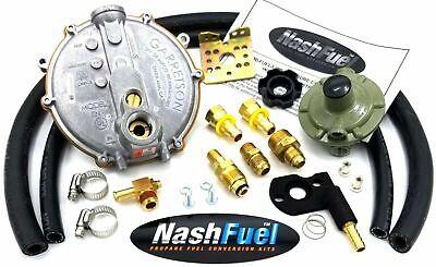 Tri-fuel Propane Natural Gas Generator Conversion Wen Gn400i Rv Alt Fuel Green