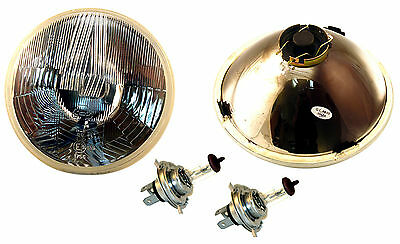 H4 Headlight kit for Classic Volvo PV, Duett, 122, 1800 (238775, 277752)