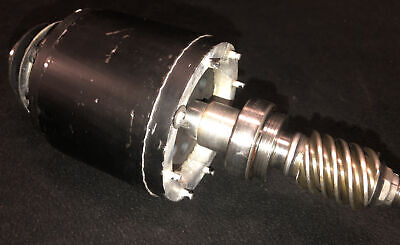 Genuine Hobart 1712 Commercial Meat Slicer Rotor. 115v 13 Hp 1 Phase