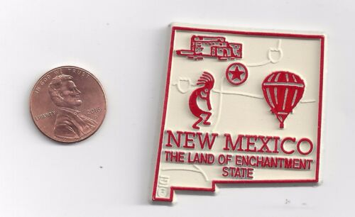 NEW MEXICO   NM   STATE   OUTLINE MAP MAGNET, NEW
