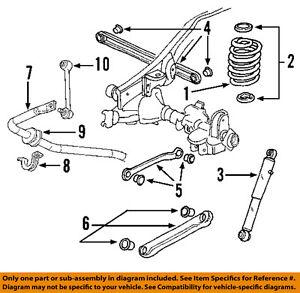 GM-OEM-Rear-Suspension-Shock-Absorber-19300070