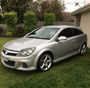 Holden Coupé AH Astra 3D SRI Turbo MY08 .5 Traralgon Latrobe Valley Preview