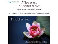8 Week Mindfulness & Meditation Course for Stress Reduction & Wellbeing - Topsham