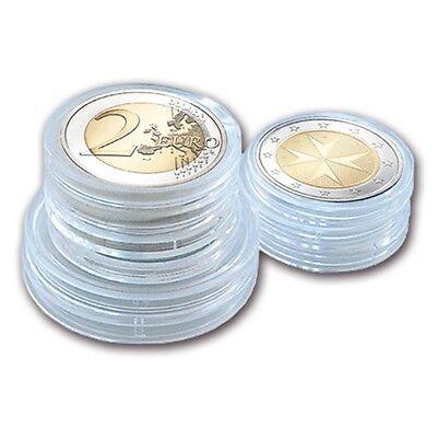 100 Münzkapseln 33,0 mm Neu & OVP 4 x Safe 6733XL