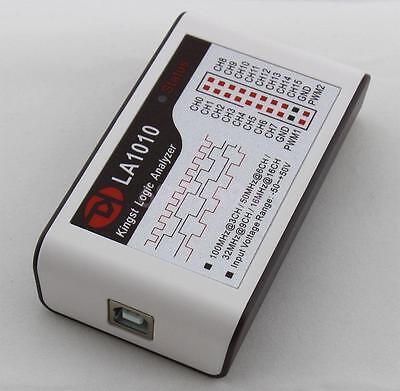 New Arm Fpga 16ch 100mhz Usb Logic Analyzer