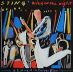 Sting - Bring on the night  (2LP)