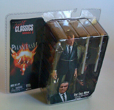 Cult Classics Series 2 - Phantasm The Tall Man 19,5 cm Figur Neca - Neu