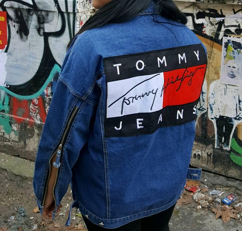 Tommy Hilfiger Vintage Jacket In Sparkhill West Midlands Gumtree