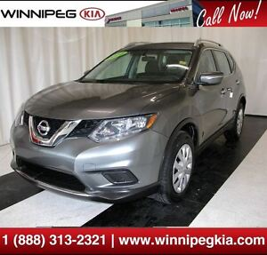 2014 Nissan Rogue S *Backup Cam.! Very Low KM!*
