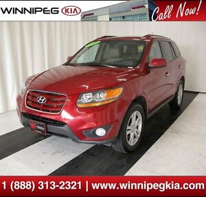 2010 Hyundai Santa Fe Limited *Loaded w/ Sunroof & Much More!*