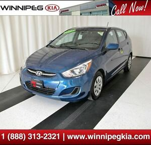 2015 Hyundai Accent GL *Heated Front Seats, Bluetooth & More!*