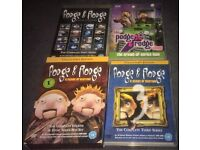 Podge and Rodge DVD Collection - 5 DVDs