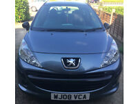 Peugot 207 | Good Condition | Low Mileage *40000* | For Sale £2500 O.N.O