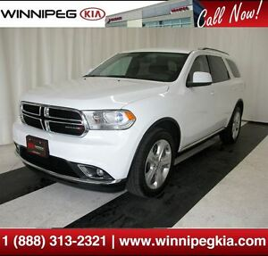 2015 Dodge Durango SXT *Push Button Entry/Start, ECO Mode*