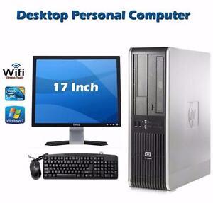 Dell OptiPlex 755 Desktop Complete Computer Package-