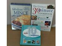 QUICK MEAL COOK BOOKS