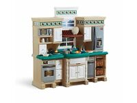 WANTED....... CHILDS STEP2 DELUXE /LARGE PLAY KITCHEN.......WANTED