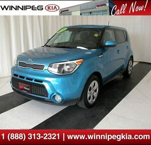 2016 Kia Soul LX *Power Group! A/C & More!*