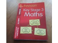 Collins Key Stage 3 Maths Revision Guide/ Workbook Levels 5-8