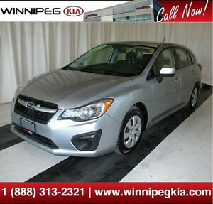 2014 Subaru Impreza 2.0i *No Accidents! AWD!*
