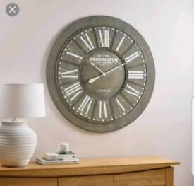 Large Albani Wall Clock