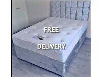 **FREE DELIVERY** New DIVAN BEDS including FREE HEADBOARD and DELIVERY 😃
