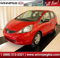 2011 Honda Fit DX-A *Financed Price $14,906!*