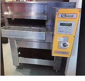 """Zanoli 20"""" pizza oven"""