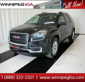 2015 GMC Acadia SLE1 *Accident Free Local Trade!*