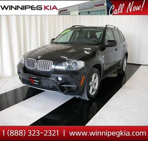 2011 BMW X5 xDrive Diesel *Local Trade!*