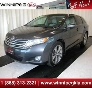 2012 Toyota Venza *No Accidents! Pano. Sunroof!*