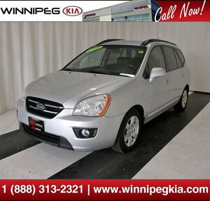 2008 Kia Rondo EX 5 Seater *Low KM, Heated Front Seats & More!*