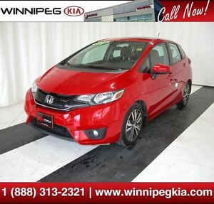 2015 Honda Fit EX *Sunroof, Heated Front Seats!*