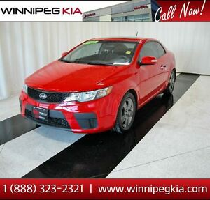2010 Kia Forte Koup EX w/ Sunroof *Local Trade!*
