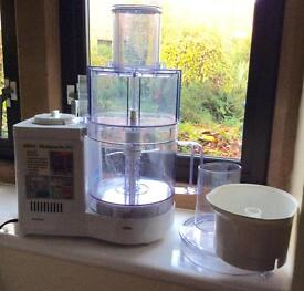 GOOD CONDITION - Braun Multipractic 280 Food Processor