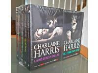 True Blood 10 book set sealed